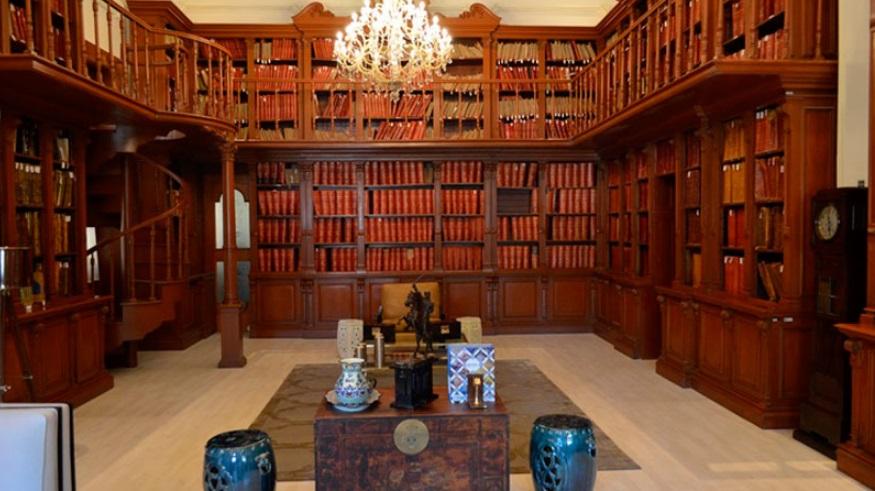 Biblioteca de la Beneficencia Española </br>del Archivo General de Puebla