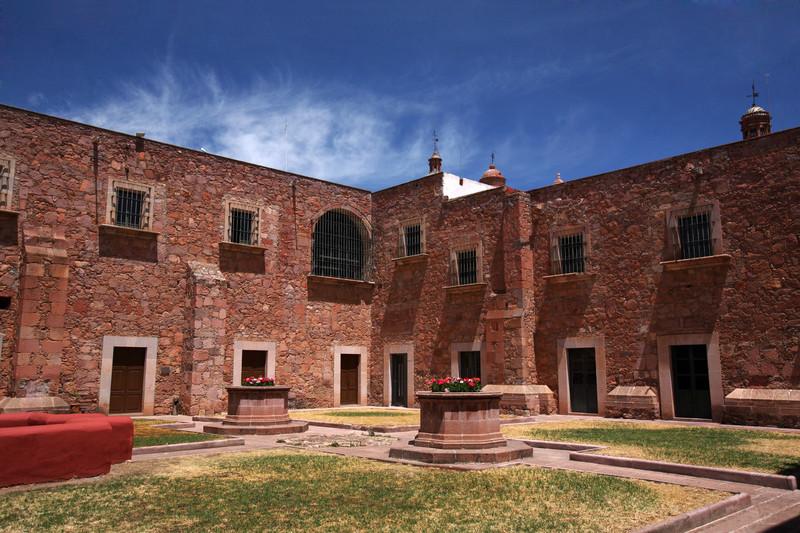 Biblioteca del Ex Convento de Nuestra </br>Señora de Guadalupe, Zacatecas